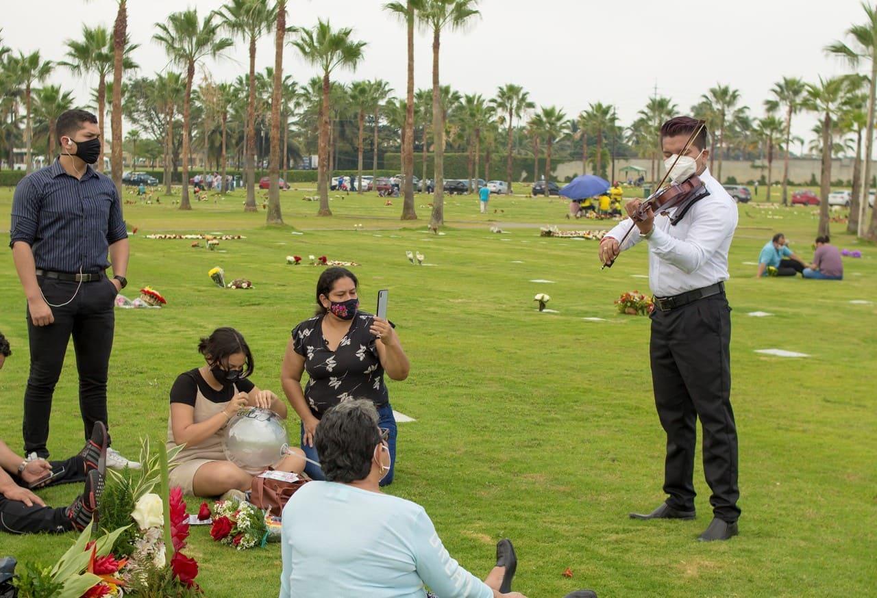"""Parque de la Paz conmemorará el """"Día de los difuntos"""" con varias actividades"""