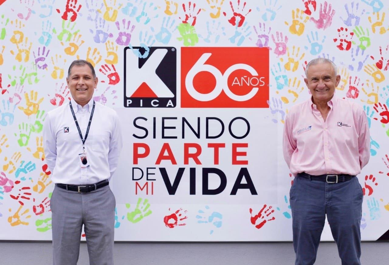 La empresa ecuatoriana PICA celebra 60 años de trayectoria creando productos innovadores