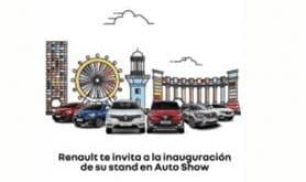 """Renault contribuye a la reactivación económica con su participación en el """"Autoshow 2021"""""""