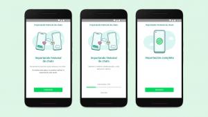 ¿Cómo transferir y conservar tus chats de WhatsApp de iOS a tu smartphone Galaxy?