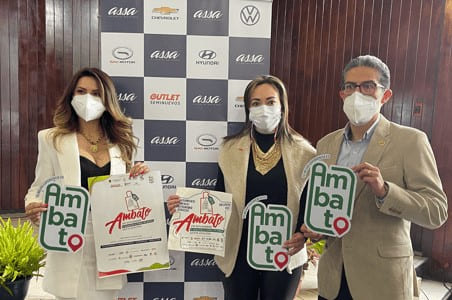 ASSA impulsa campaña que apoyará la reactivación económica y turística en Ambato