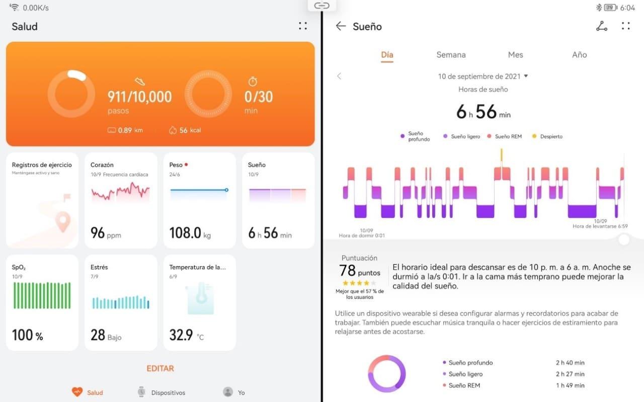 Dile adiós al insomnio y mejora la calidad de tu sueño con el Huawei Watch 3, ¿Cómo funciona?