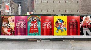 La compañía Coca Cola presenta una nueva plataforma de marca global