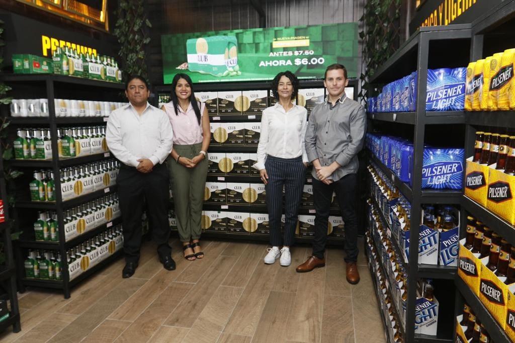 Corporación Fernández y Cervecería Nacional crean una combinación perfecta de sabores