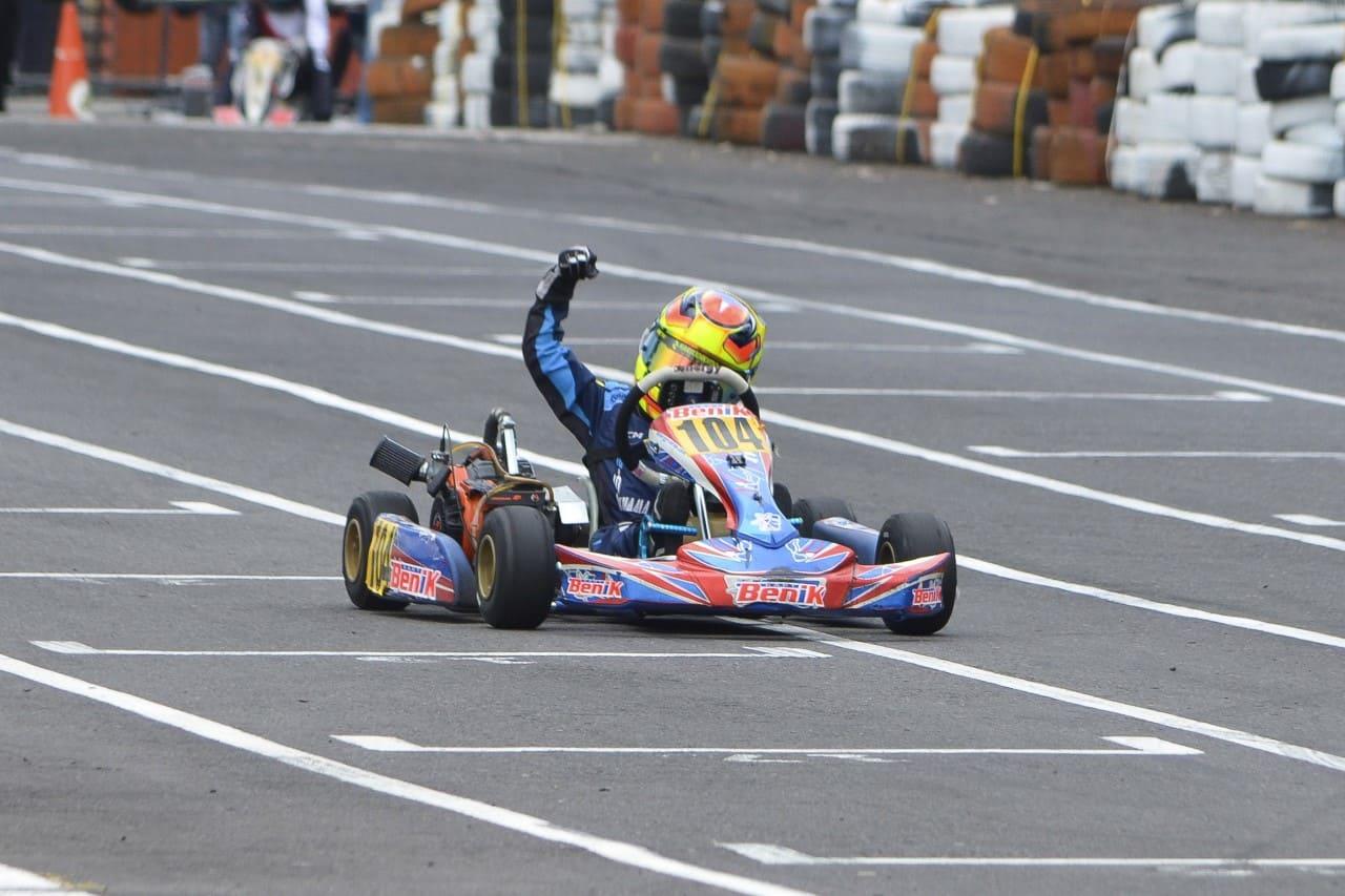 Julian Rivera Rotax