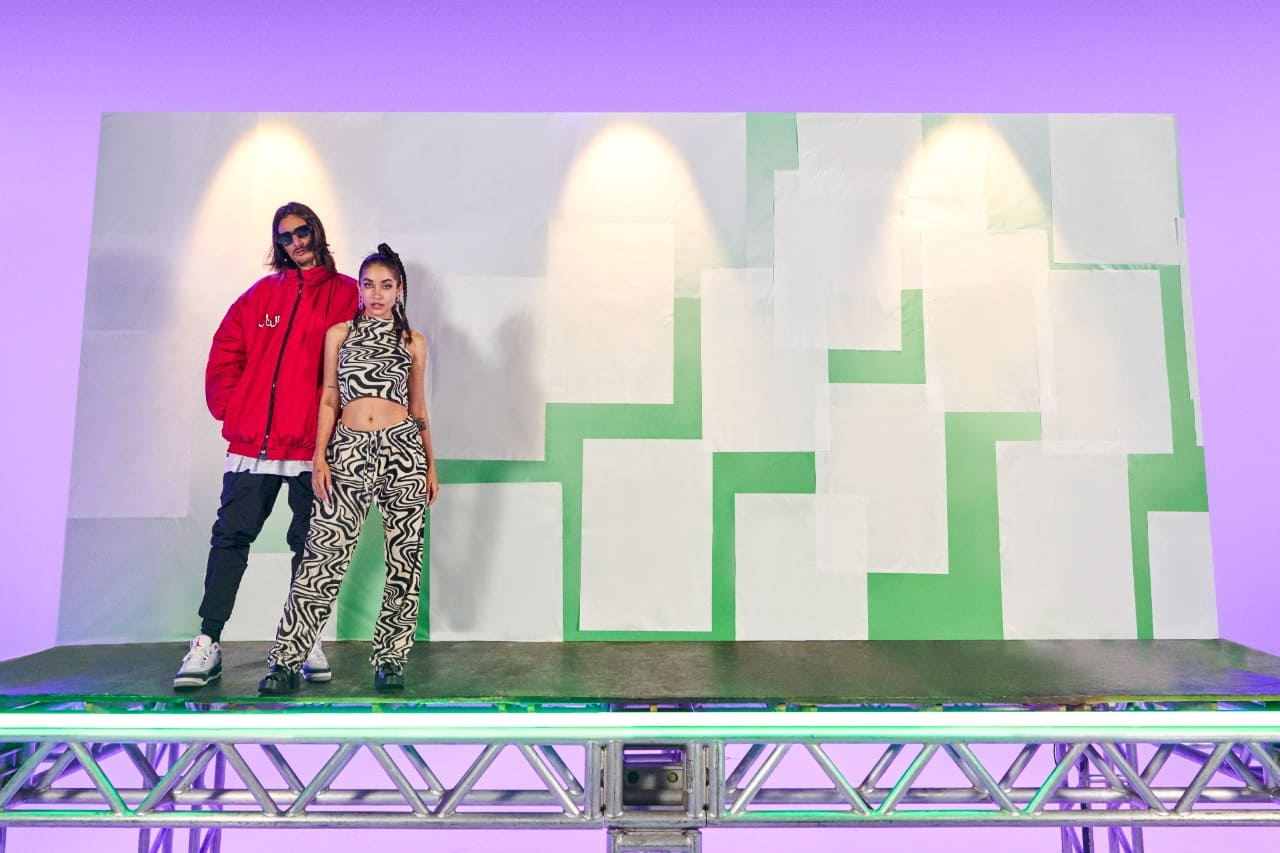 La argentina Maria Becerra presenta el video oficial de 'No Eres Tú Soy Yo' junto a Danny Ocean