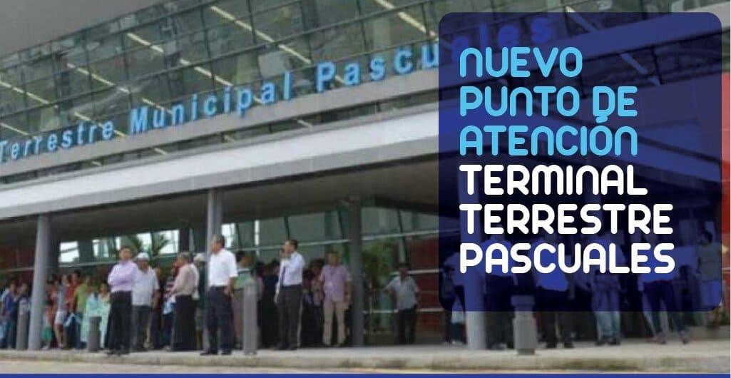 T.T. de Pascuales, tiene nuevo punto de atención del Registro de la Propiedad de Guayaquil