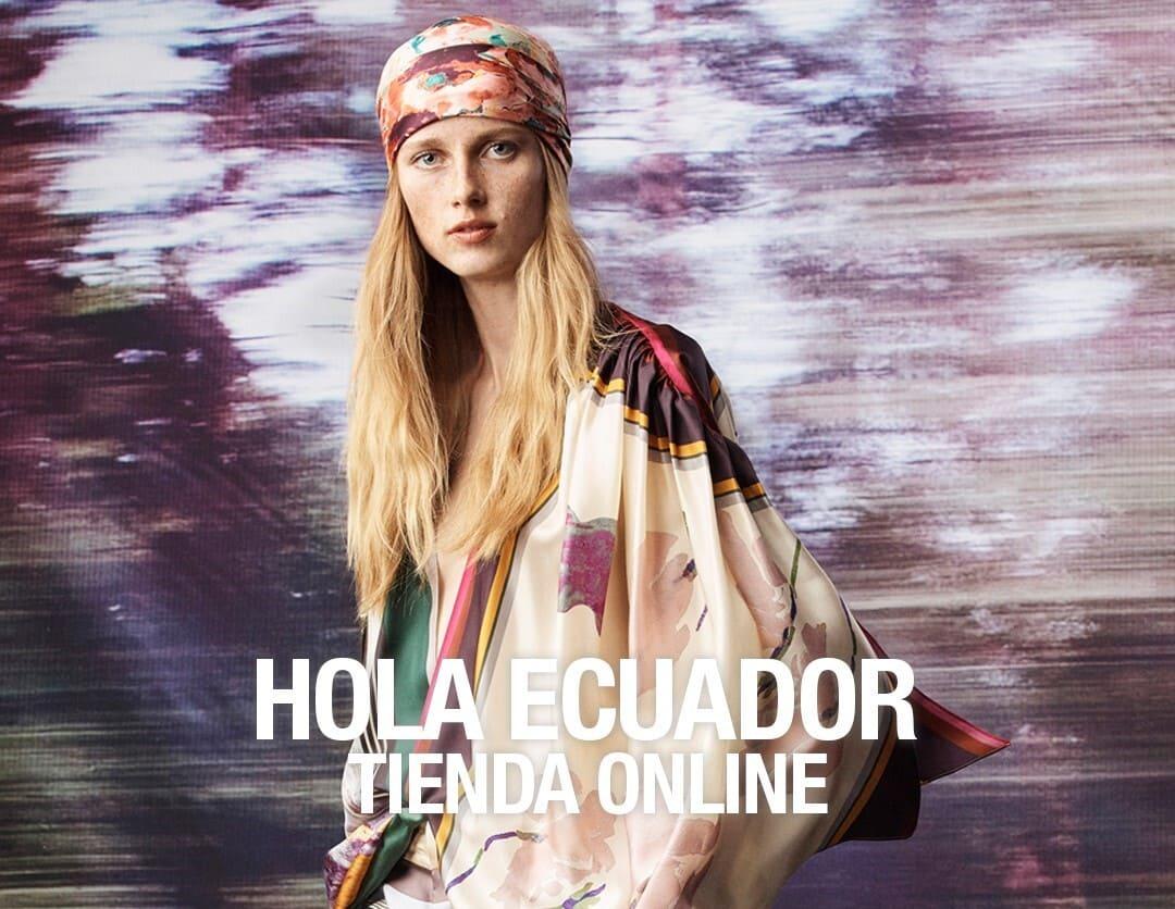 Zara sigue expandiendo su mercado, a través de su nueva tienda online en Ecuador